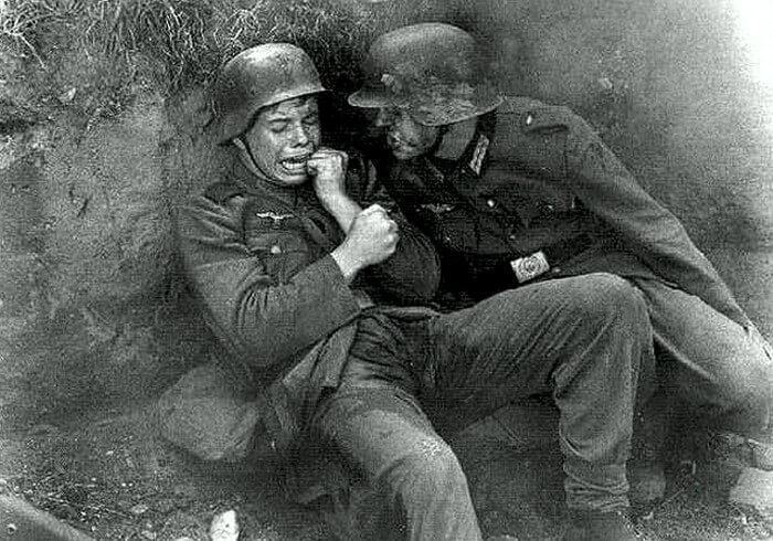 Почему посттравматические стрессовые расстройства не грозят как минимум 2% военнослужащих.