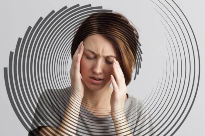 Диагностика головокружения
