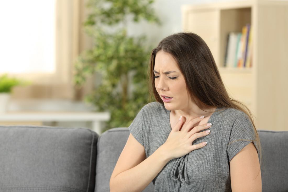 Головокружение и гипервентиляционный синдром. Нехватка воздуха